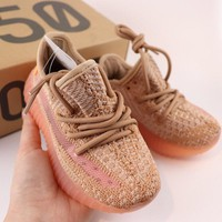 "adidas Yeezy Boost 350 V2 ""Clay"" Toddler Kid Shoes Child Sneakers - Best Deal Online"