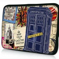 """iColor Universal Cool Building 15"""" 15.4"""" 15.5"""" 15.6"""" Laptop Tablet PC Sleeve Case Bag Pouch Cover Protector For 15 - 15.6 inch Apple Macbook Pro Samsung Acer HP DELL Lenovo Asus Notebook Computer"""