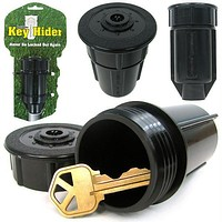 Discrete Sprinkler Head - Hide a Key - As Seen on TV