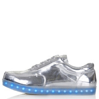 TRANCE Light Up Trainers by Topshop X Glow - Topshop