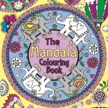 The Mandala Colouring Book
