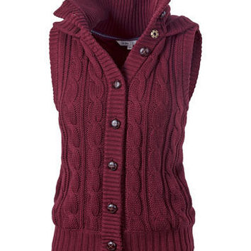 Amy Knitted Gilet at Fat Face