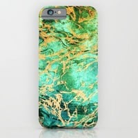 Marble 4 - for iphone iPhone & iPod Case by Simone Morana Cyla