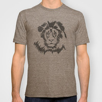 Lion T-shirt by Aleishajune