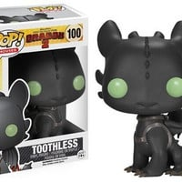New hot sale Funko POP How to Train Your Dragon 2 Toothless Toy PVC Collectible Kids Gifts for Children 10CM