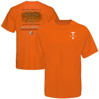 Tennessee Volunteers Only In The SEC T-Shirt - Tennessee Orange
