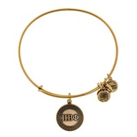 Alex and Ani Pi Beta Phi Charm Bangle - Russian Gold