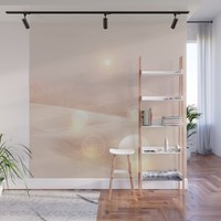 2077 landscape IV Wall Mural by vivianagonzlez