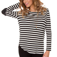 Rylance Striped Top