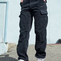 Piper Corduroy Worker Pants - Bottoms - Clothing