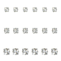 9 On Earring Set   Shop Accessories at Wet Seal