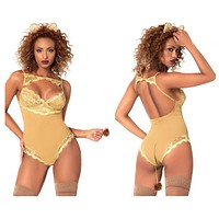 Mapale 6397 Lion Costume Color Yellow