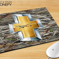 Camo Browning Chevrolet Mousepad Mouse Pad iPhonefy