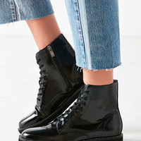 Jade Refined Combat Boot | Urban Outfitters