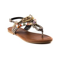 Womens Shi by Journeys Shore Leave Sandal, Taupe | Journeys Shoes
