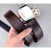COACH automatic buckle casual personality belt-1