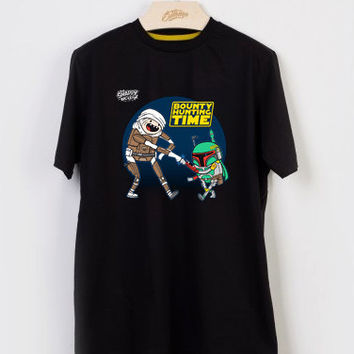 Adventure time Bounty Hunting Time T-shirt Men, Women Youth and Toddler