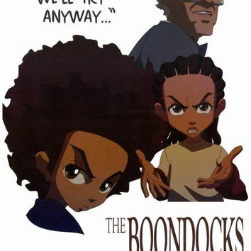The Boondocks 11x17 TV Poster (2005)