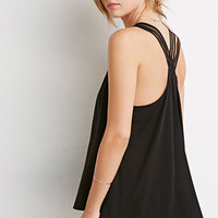 Braided Strappy-Back Tank