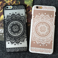Vintage Lace iPhone 7 se 5s 6s 6s Case Cose +Gift Box 304