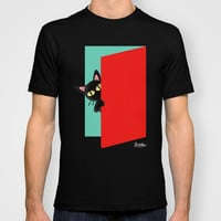 Hello T-shirt by BATKEI