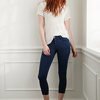 Low-Rise Skinny Ankle Jeans