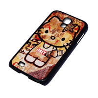 OBEY HELLO KITTY Samsung Galaxy S4 Case Cover