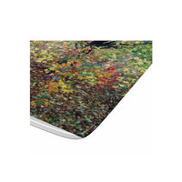 Decorative Glass Cutting Board - Fall Foliage, Leaves, kitchen, newlyweds, new home or apartment, gift, home decor - Made To Order - COA#02