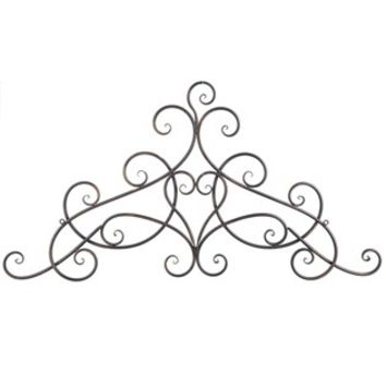 Large Antique Black & Gold Swirl Metal Wall Decor | Shop Hobby Lobby