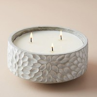 Chrysanthemum Candle