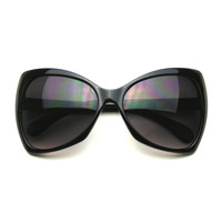 New Womans Designer Pointed Tip Cat Eye Butterfly Sunglasses