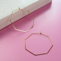 Mod + Jo Vamos Hexagon Hoops