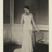 Haute Couture 1930s Henri Manuel French photographer 1 of 2