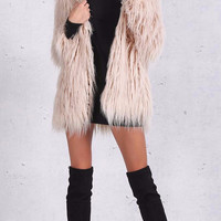 Kaela Fur Jacket