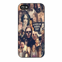 American Horror Story Collage Color iPhone 5s Case