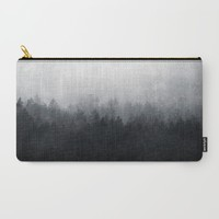 Undone Carry-All Pouch by Tordis Kayma | Society6