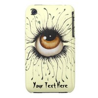The Glaze  iPhone 3G/3GS Art Case iPhone 3 Cases from Zazzle.com