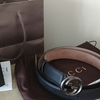 Gucci belt men new