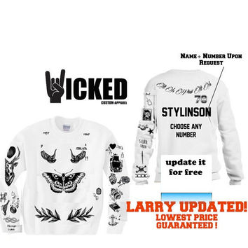 The LARRY larry Stylinson 60% off by WickedCustomApparel