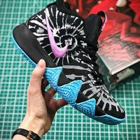 Nike Kyrie 4 All Star AQ8623-001 Sport Basketball Shoes - Best Online Sale