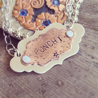 Punchy Cowgirl Necklace