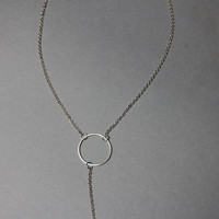 Dainty S Necklace