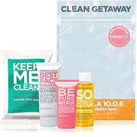 Clean Getaway Travel Kit