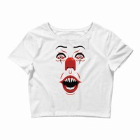 pennywise Crop Top