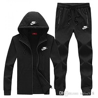 Nike Black on Black  Jogger Sets