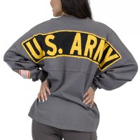 U.S. ARMY®, Honor Patches Classic Crew Neck Spirit Jersey®