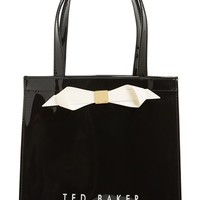 Ted Baker London 'Small Plain Bow Icon' Tote