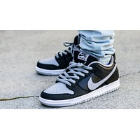 """Nike SB Dunk Low J-Pack """"Shadow"""" low-top flat shoes"""