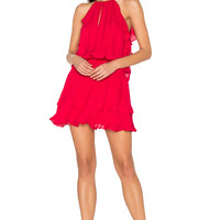 Parker Williame Dress in Rosy | REVOLVE