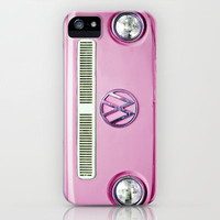 Summer of Love - Cotton Candy Pink iPhone & iPod Case by Olivia Joy StClaire